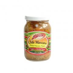 3. Chile Manzano YaEstá! 8Oz.