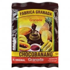 Chocolate Chocobanano Granada 400g