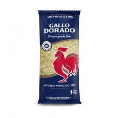 Arroz Gallo Dorado 1Lb.